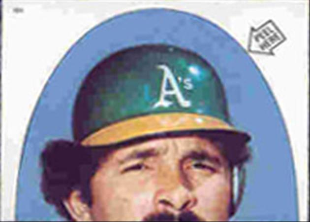 1983 Topps Baseball Stickers     191     Tony Armas RB