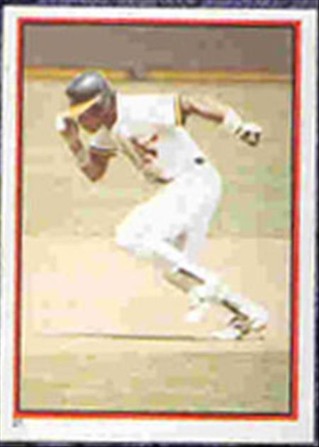 1983 Topps Baseball Stickers     021      Rickey Henderson