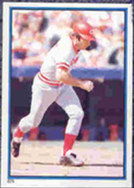 1983 Topps Baseball Stickers     229     Johnny Bench