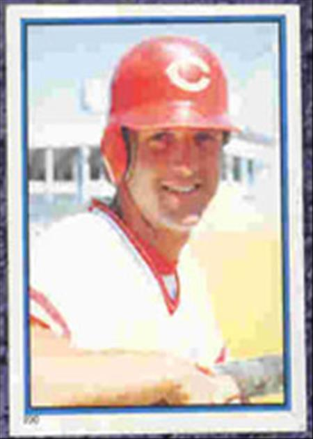 1983 Topps Baseball Stickers     230     Ron Oester