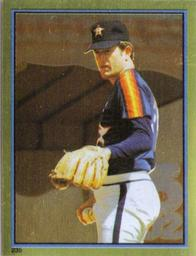 1983 Topps Baseball Stickers     235     Nolan Ryan FOIL