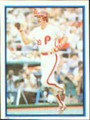 1983 Topps Baseball Stickers     270     Mike Schmidt