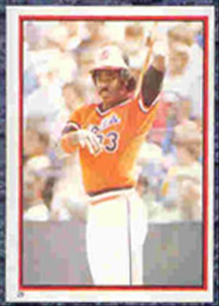 1983 Topps Baseball Stickers     029      Eddie Murray