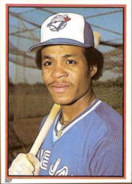 1983 Topps Baseball Stickers     307     Jesse Barfield