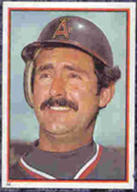 1983 Topps Baseball Stickers     044      Fred Lynn
