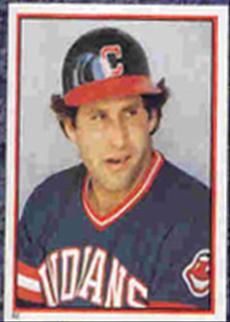 1983 Topps Baseball Stickers     062      Ron Hassey
