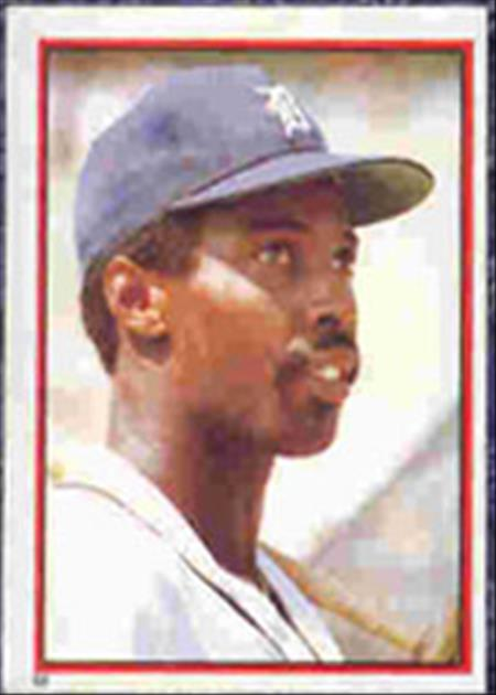 1983 Topps Baseball Stickers     068      Larry Herndon