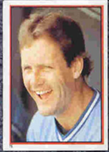 1983 Topps Baseball Stickers     076      George Brett