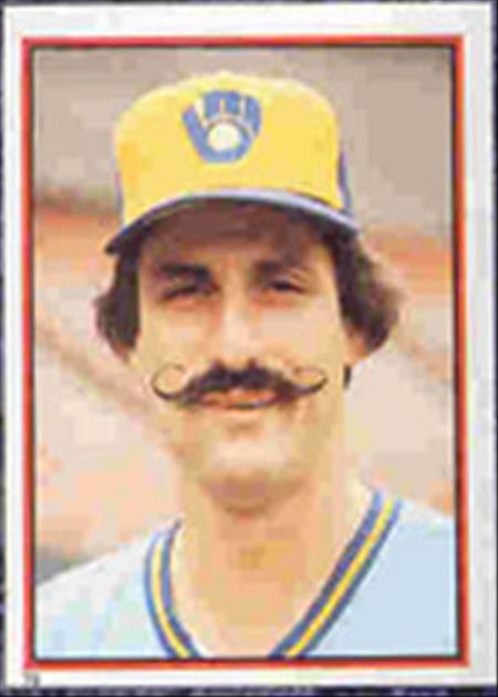 1983 Topps Baseball Stickers     079      Rollie Fingers