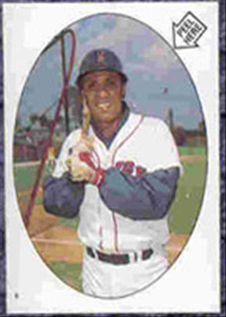 1983 Topps Baseball Stickers     008      Tony Perez