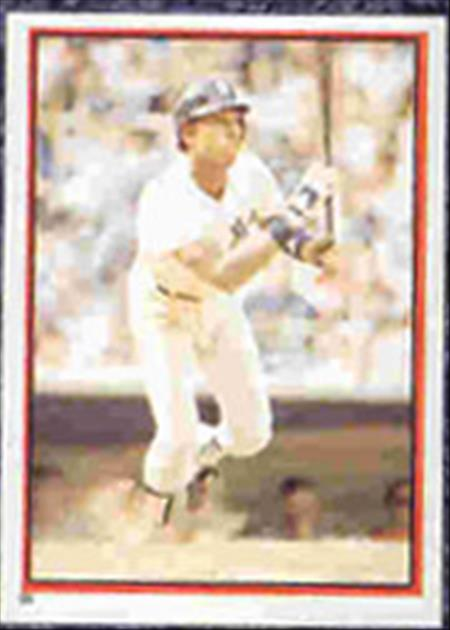 1983 Topps Baseball Stickers     095      Willie Randolph