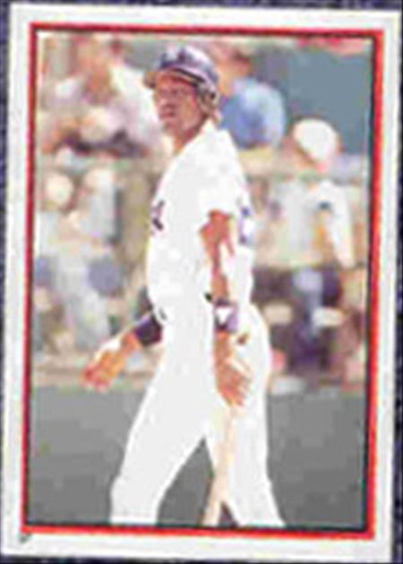 1983 Topps Baseball Stickers     097      Jerry Mumphrey