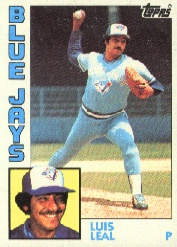 1984 Topps      783     Luis Leal