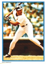 1985 Topps Glossy Send-Ins Baseball Cards      014      Dave Winfield