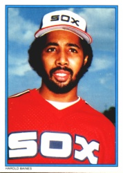 1985 Topps Glossy Send-Ins Baseball Cards      034      Harold Baines