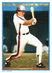 1985 Topps Glossy Send-Ins Baseball Cards      036      Gary Carter
