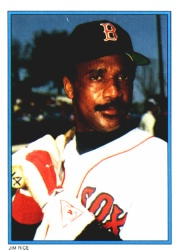 1985 Topps Glossy Send-Ins Baseball Cards      006      Jim Rice