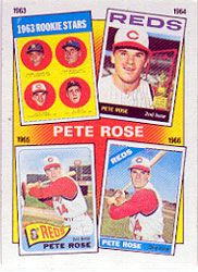 1986 Topps Baseball Cards      002      Rose Special:63-66