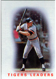 1986 Topps Baseball Cards      036      Tigers Leaders#{Lance Parrish