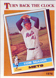 1986 Topps Baseball Cards      402     Tom Seaver TBC