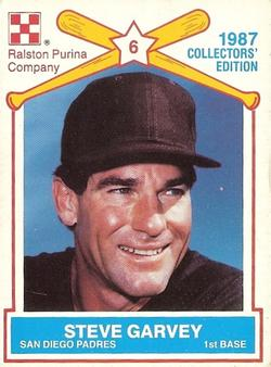 1987 Ralston Purina Collectors Edition Baseball Cards
