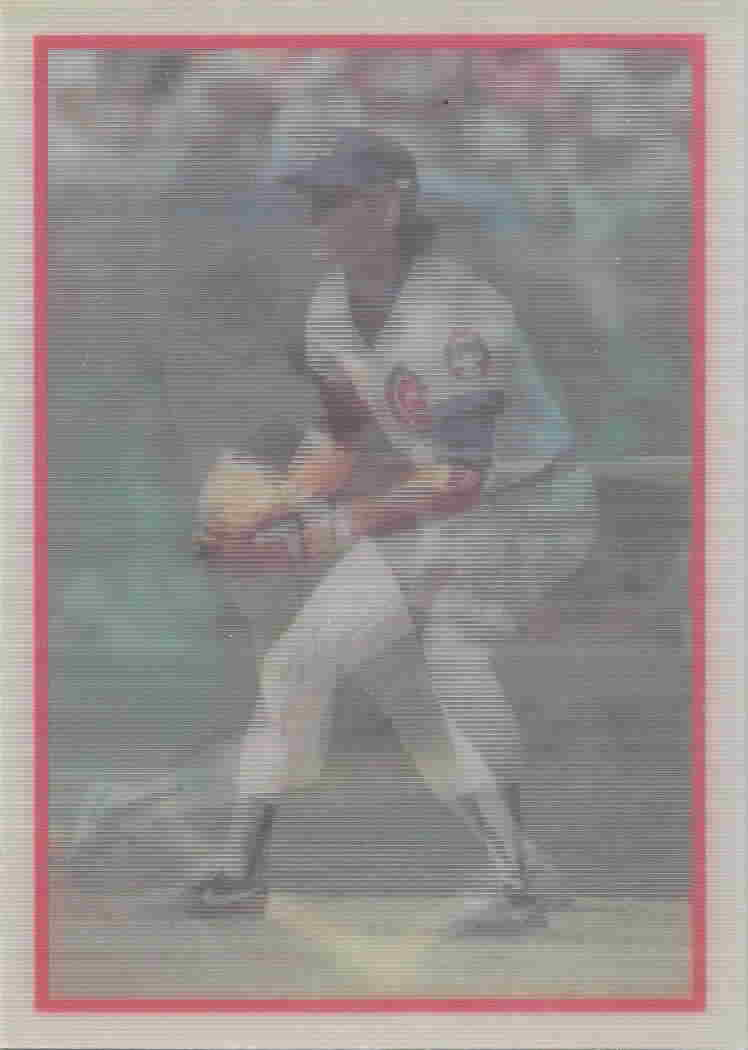 1987 Sportflics (1987 Copyright Back) Baseball Cards