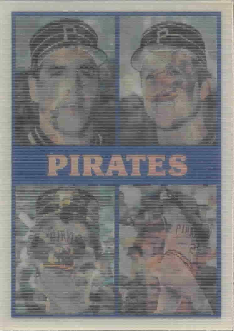1987 Sportflics Team Preview Baseball Cards