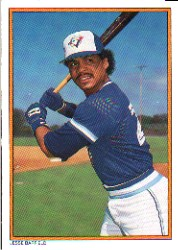 1987 Topps Glossy Send-Ins Baseball Cards      035      Jesse Barfield