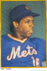 1987 Topps Glossy Send-Ins Baseball Cards      051      Dwight Gooden