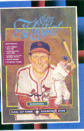 1988 Donruss Baseball Cards    641     Stan Musial Puzzle