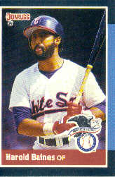 1988 Donruss All-Stars Baseball Cards  012      Harold Baines