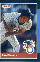 1988 Donruss All-Stars Baseball Cards  018      Dan Plesac