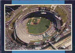 1988 Donruss All-Stars Baseball Cards  030      Oakland Stadium