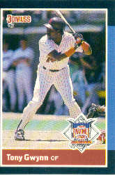 1988 Donruss All-Stars Baseball Cards  051      Tony Gwynn