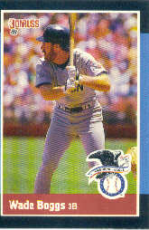 1988 Donruss All-Stars Baseball Cards  007      Wade Boggs