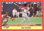 1988 Fleer World Series Baseball Cards 004      Ozzie Smith