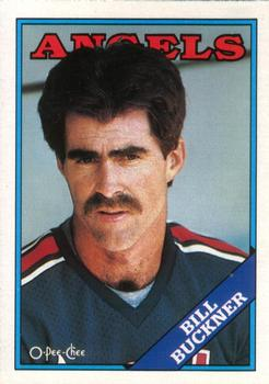 1988 O-Pee-Chee Baseball Cards 147     Bill Buckner