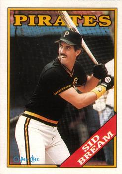 1988 O-Pee-Chee Baseball Cards 304     Sid Bream