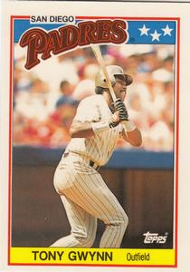 1988 Topps UK Minis     029      Tony Gwynn
