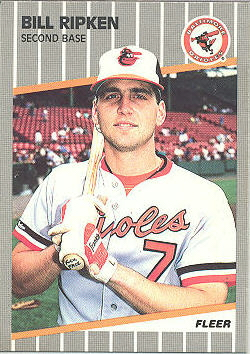 1989 Fleer Baseball Cards