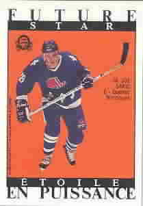 1989-90 O-Pee-Chee Hockey Sticker Back Cards