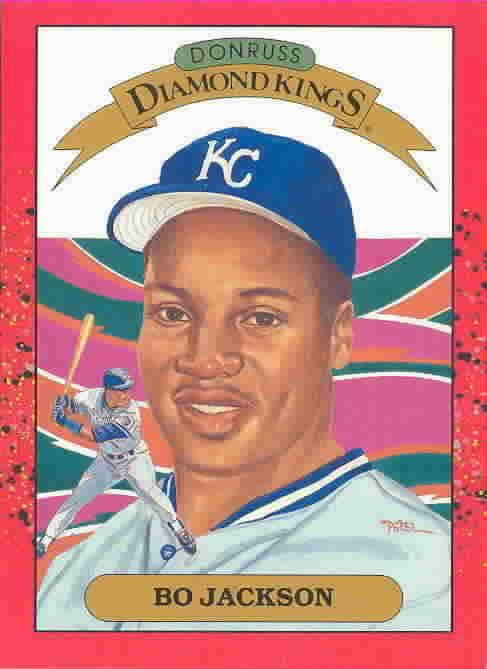 1990 Donruss Super DKs