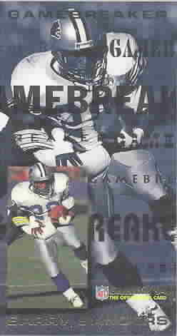 1994 GameDay Gamebreakers Football Cards