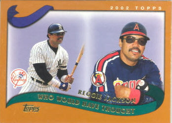2002 Topps Traded Baseball Cards
