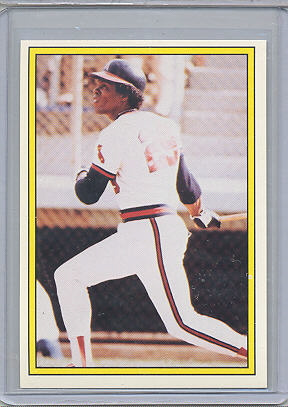 1983 KG Glossy  003      Rod Carew