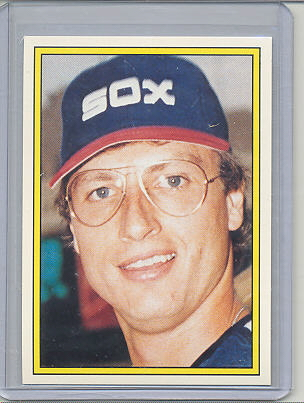 1983 KG Glossy  008      Ron Kittle